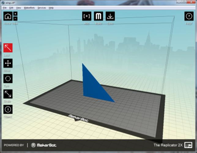 3D Printed Lesson Plan: Water Bottle Rocket Design by Kevin