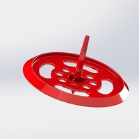 Small Spinner 3D Printing 115837