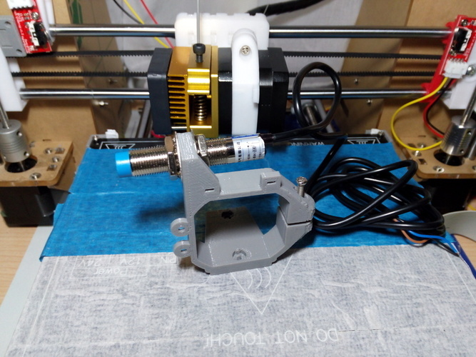 MK8 Extruder Mount with Sensor for Sintron prusa i3 3D Print 116118