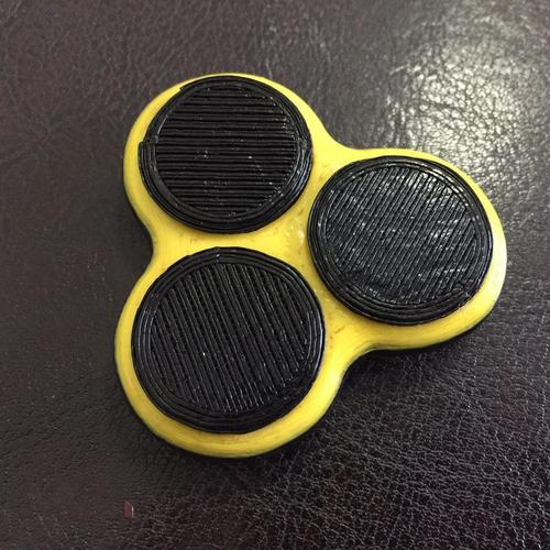 FASTER fidget spinner for people with short fingers (v2) 3D Print 116147