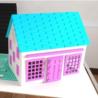 Small Small Playhouse 3D Printing 116152