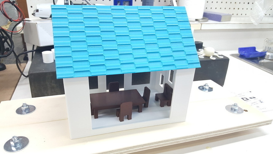 Small Playhouse 3D Print 116164