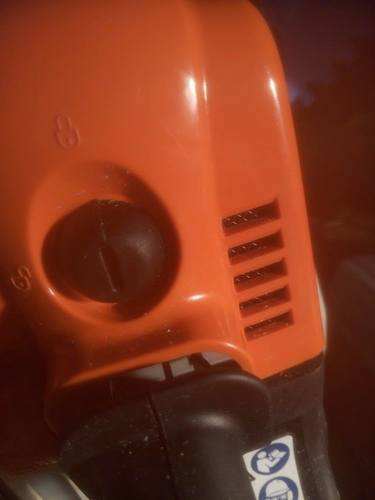 Stihl pre air filter grid 3D Print 116273
