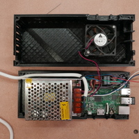 Small Raspberry Pi + AC PSU Case/Enclosure 3D Printing 116423