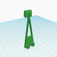 Small Tooh Brush Holder 3D Printing 116450