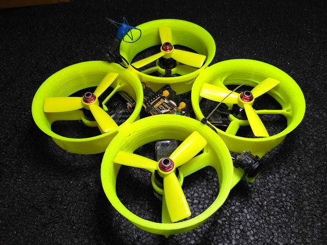 Maxi whoop x130 conversion kit 3D Print 116603