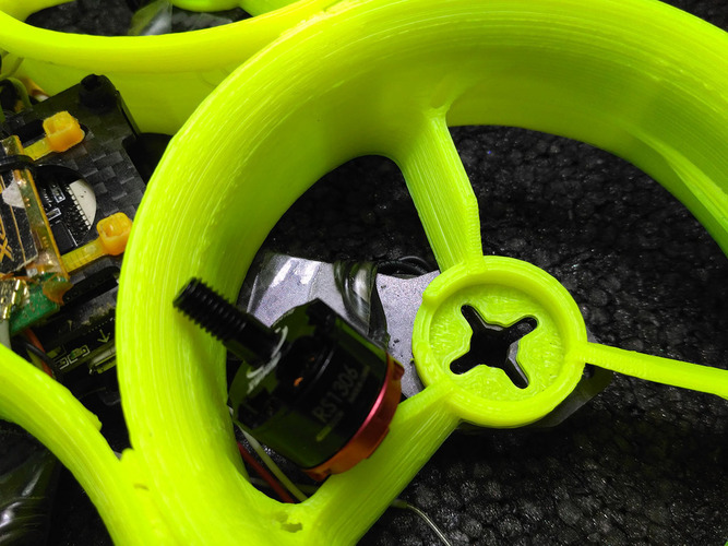 Maxi whoop x130 conversion kit 3D Print 116608