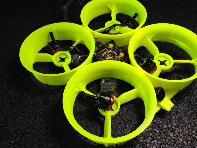 Maxi whoop x130 conversion kit 3D Print 116609