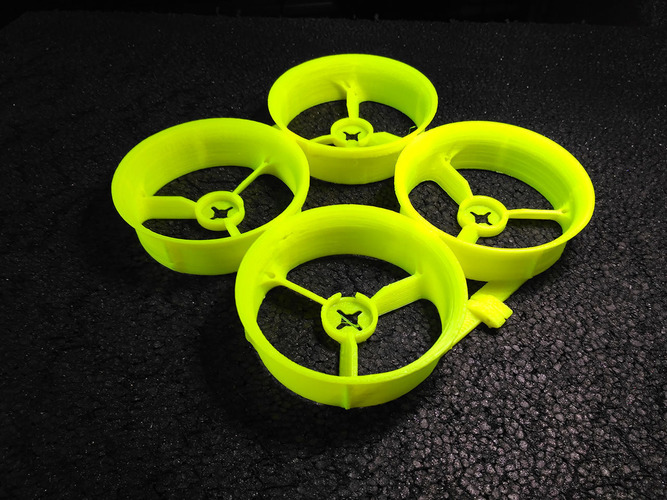 Maxi whoop x130 conversion kit 3D Print 116612