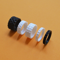 Small Bling Rings 3D Printing 11663
