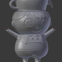 Small Greg from Over The Garden Wall 3D Printing 116852