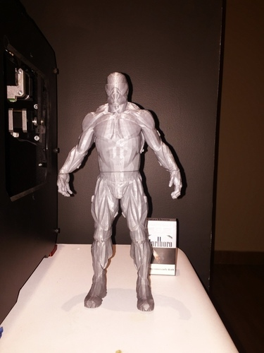 Crysis PS3 nanosuit  3D Print 116903
