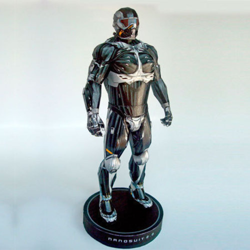 Crysis PS3 nanosuit  3D Print 116904