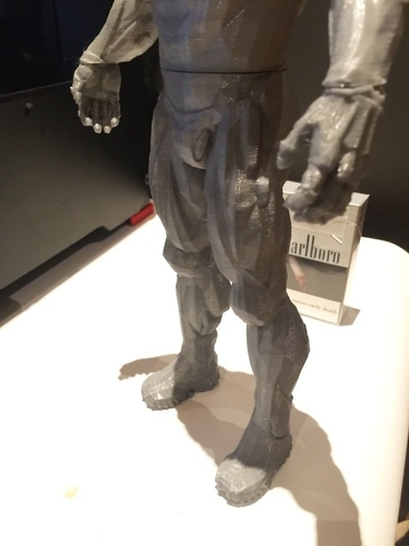 Crysis PS3 nanosuit  3D Print 116905