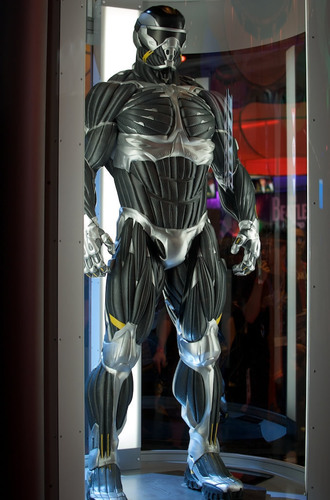 Crysis PS3 nanosuit  3D Print 116906