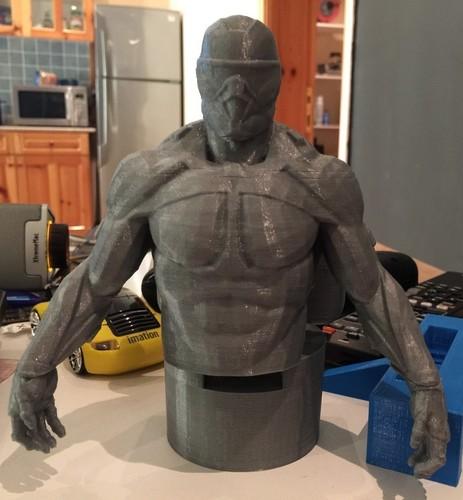Crysis PS3 nanosuit  3D Print 116907
