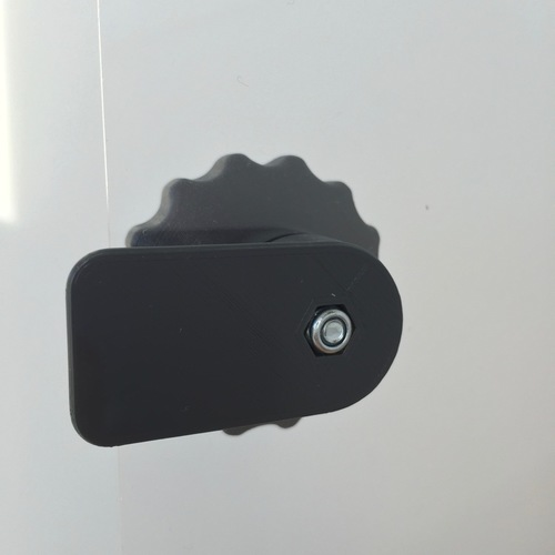 Ultimaker door knob 3D Print 116960