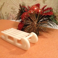 Small sledge 3D Printing 117013