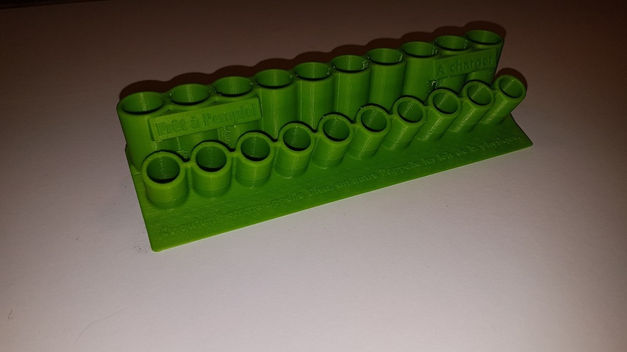 Support piles 3D Print 117231