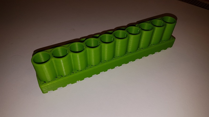 Support piles 3D Print 117232
