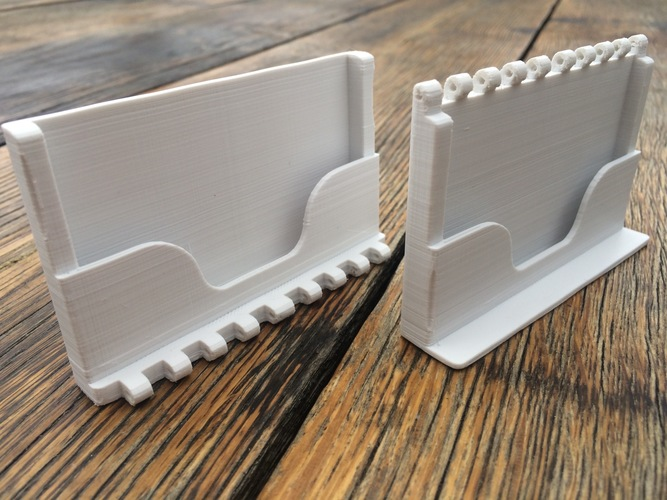 Wallet Hinged 3D Print 117262