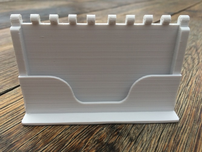 Wallet Hinged 3D Print 117263