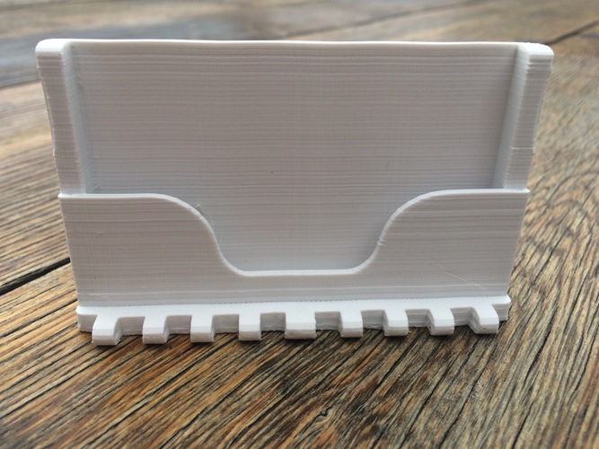 Wallet Hinged 3D Print 117264