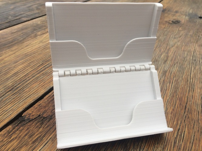 Wallet Hinged 3D Print 117267