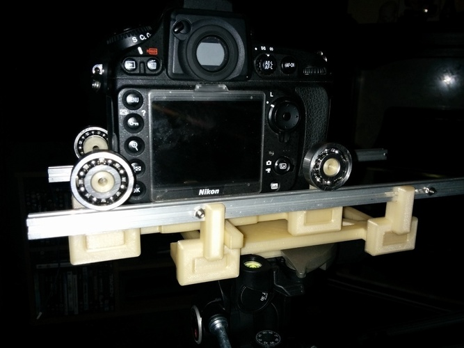 3D Photo Dolly Rig 3D Print 117304