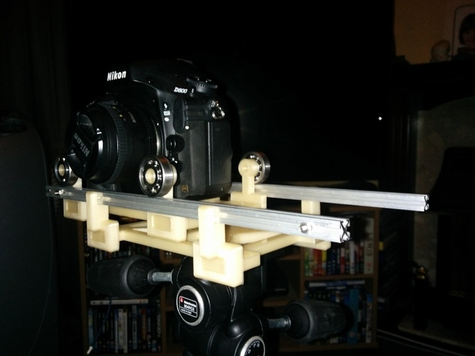3D Photo Dolly Rig 3D Print 117305