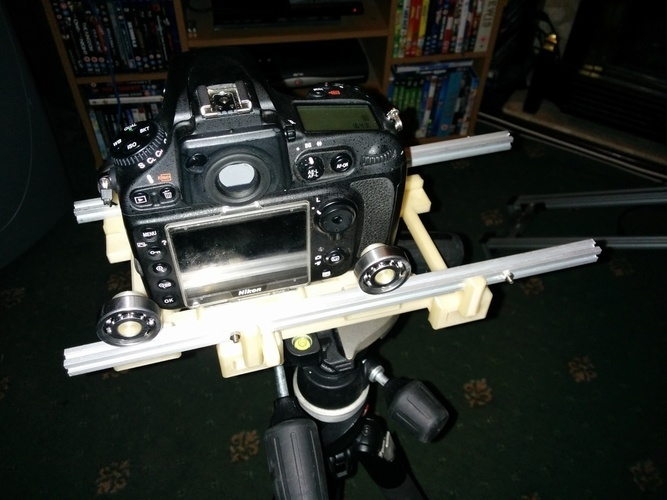 3D Photo Dolly Rig 3D Print 117306