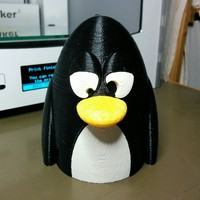 Small Psycho/Victim Mood Penguin 3D Printing 117320