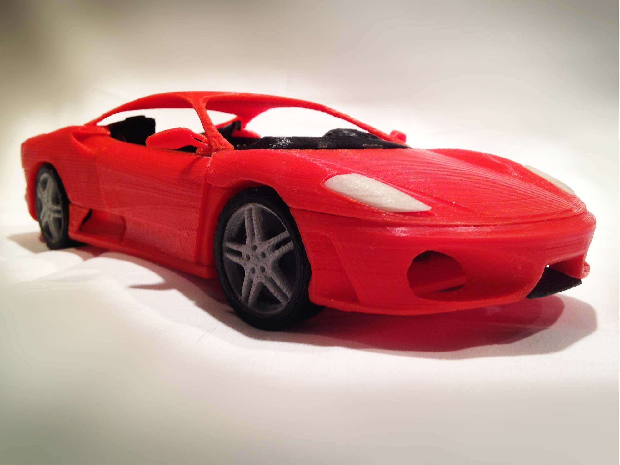 Italian Sports Car Model @ Pinshape