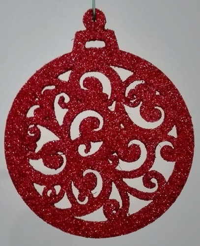 christmas ornaments 3D Print 117615