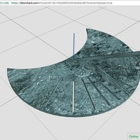 Small Sundial  3D Printing 117772