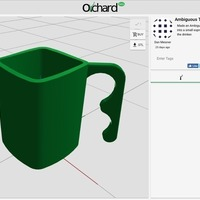 Small Ambiguous Cup 3D Printing 117773