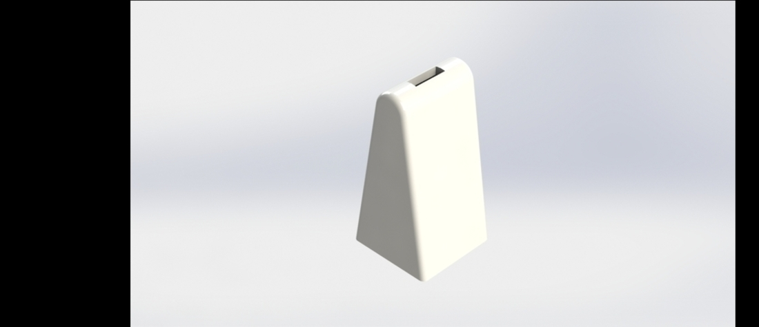 Hammered cowbell 3D Print 117814