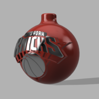 Small Knicks X-mas toy 3D Printing 118038