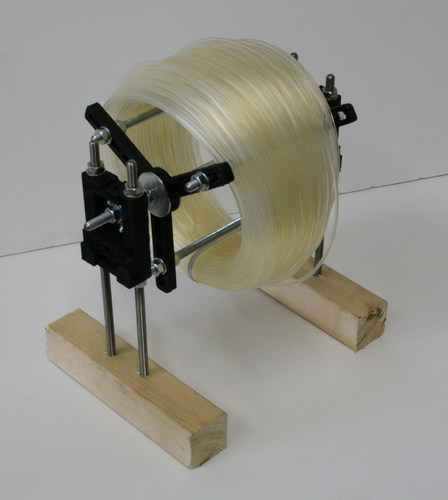Simple spool system for a Mendel (or other 3d printer) 3D Print 118208