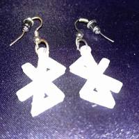Small Bluetooth Earrings 3D Printing 118505