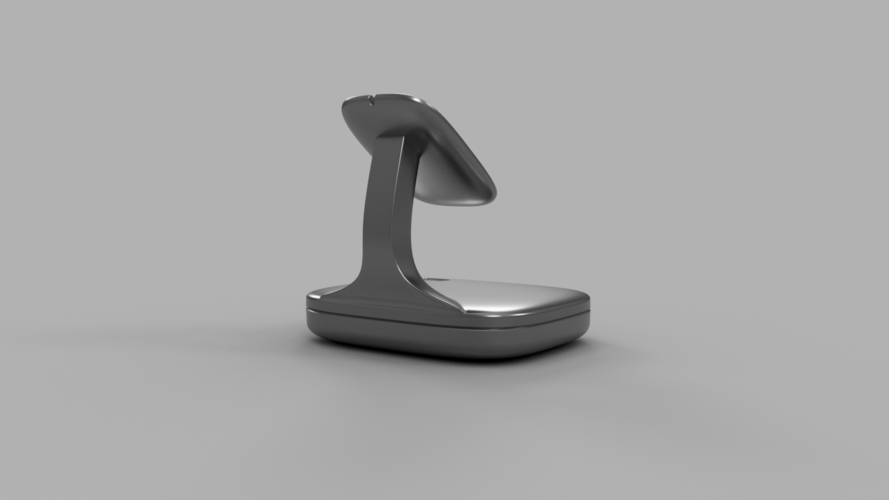 Apple Watch Charging Dock 3D Print 118553