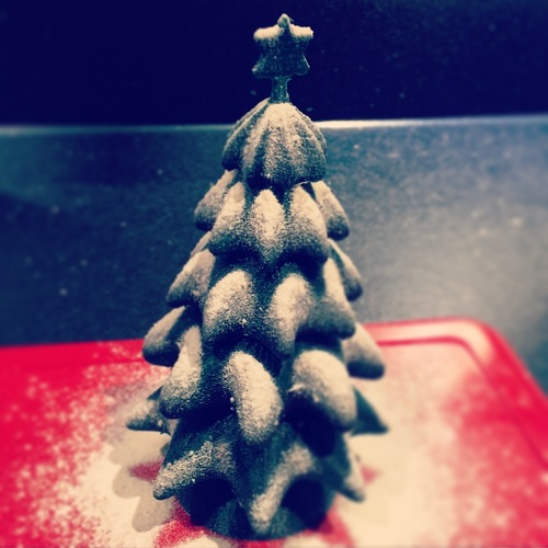 Christmas Tree Freeform 3D Print 118682