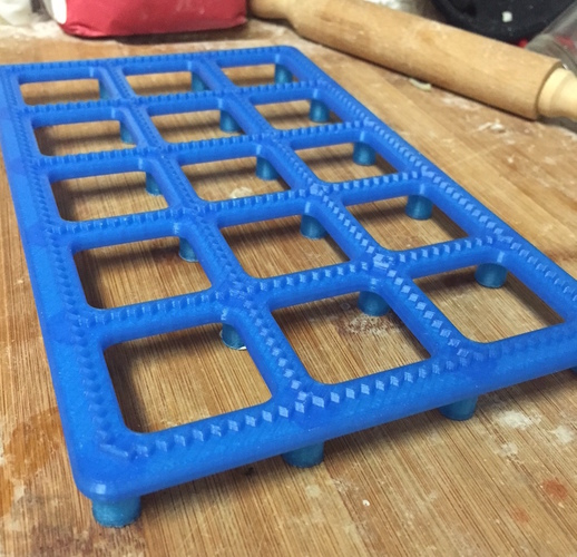 Yet another Ravioli Board 3D Print 118702