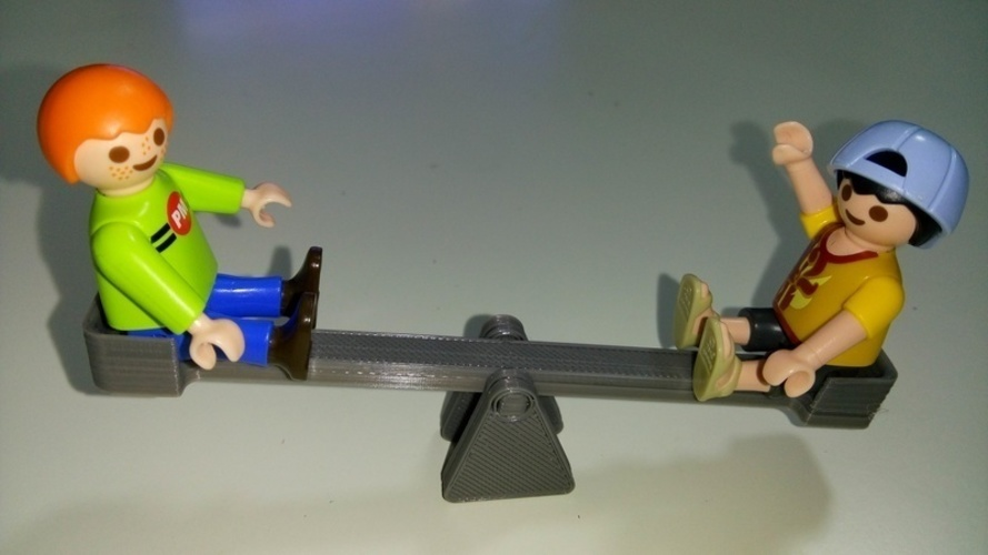 Playmobil_Swing 3D Print 118751