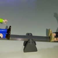Small Playmobil_Swing 3D Printing 118751