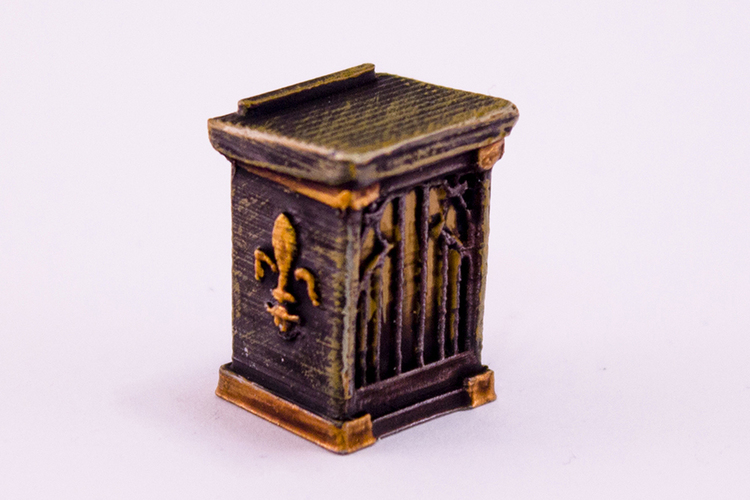 HG3D Household Lectern - 28mm 3D Print 118957