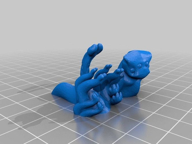 Zenn Zaran, Last of the Celestial Artificers 3D Print 1192