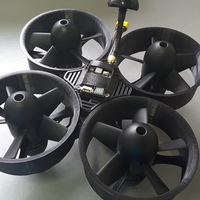 Small Big Whoop 160mm 4S polycarbonate 3D Printing 119454