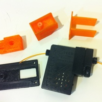 Small Filament Oiler & Low Filament Alarm Accessories 3D Printing 119494