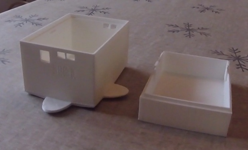 Box for Step Up-module 3D Print 119498